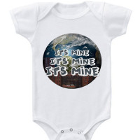 It's Mine - Who's World Is This Nas Hip Hop Baby Onesie