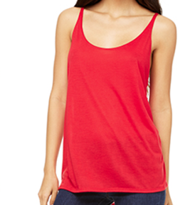 Womens Slouchy Tank Main Image