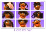 I love my hair – the story behind the song