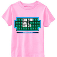 Pink Boogie Down Bronx Kids T-Shirt