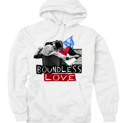 Boundless Love White Hoodie(1)