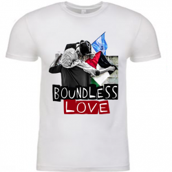 Boundless Love White Mens T-Shirt