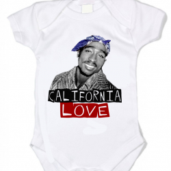 California -Love Baby Onesie