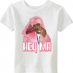 Hey Ma Cam'ron white t-shirt