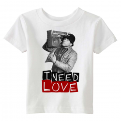 I Need love kids tshirt