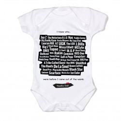 22d9bb048 Breaking Curfews » TLC Chasing Waterfalls Hip Hop Baby Onesie