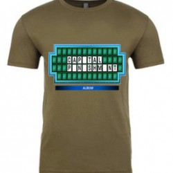 Military Green Capital Punishment Big Pun Mens T-Shirt