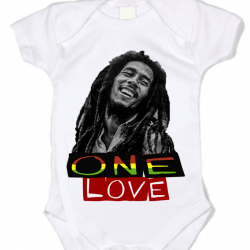 ONE  -Love Baby Onesie