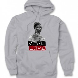 Real Love OXFORD GREY